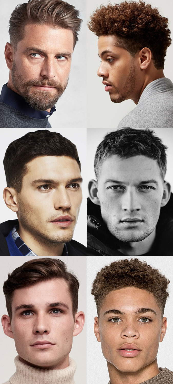 Short Sides Hairstyles