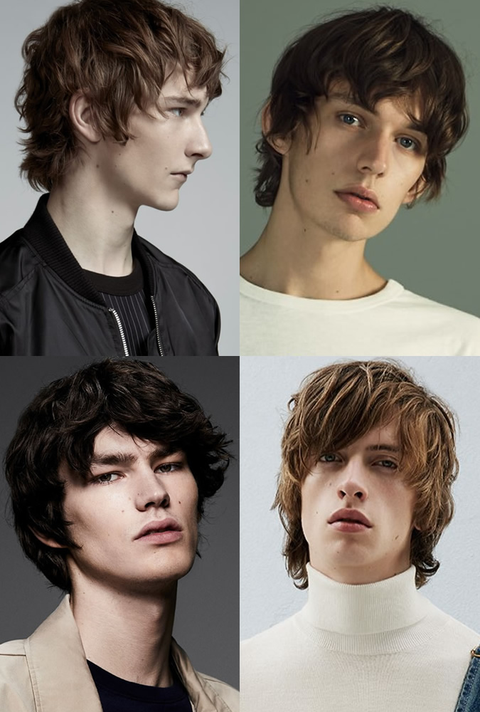 Li Bo leebo thick hair mens styles men's thick hair styling tips thick hair mens cut Thick Hairstyles men 2020 men's hairstyles for thick hair thick hair mens hairstyles