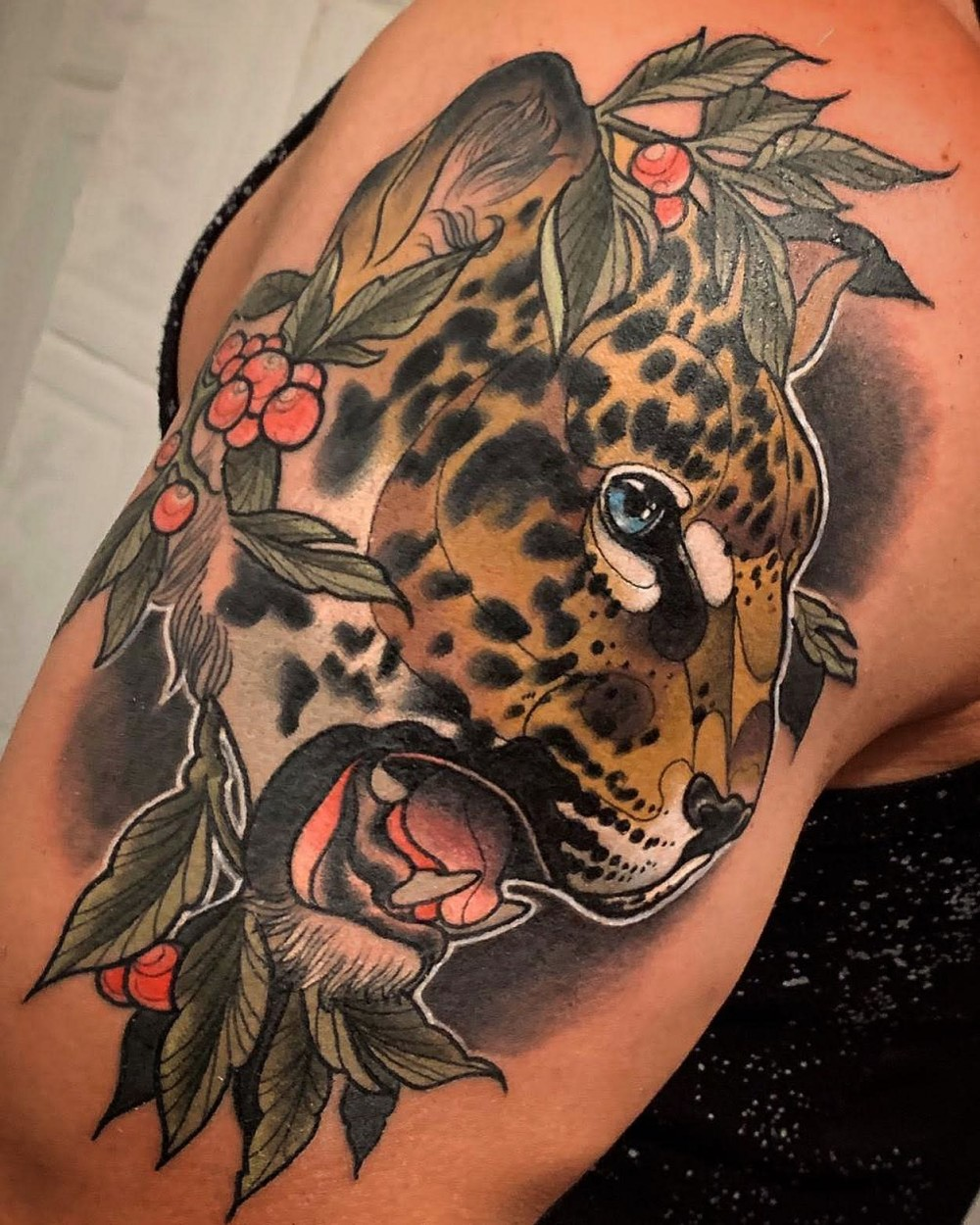 """Here Are 70+ Unique Traditional Jaguar Tattoo Ideas That Will Give Strength For Men jaguar tattoo traditional jaguar tattoo meaning black jaguar tattoo jaguar tattoo old school jaguar tattoo on hand simple jaguar tattoo small jaguar tattoo jaguar tattoo tribal jaguar tattoo chest jaguar tattoo black and grey jaguar tattoo mayan jagua hand tattoo jaguar tattoo forearm jaguar tattoo back jaguar tattoo small jaguar tattoo american traditional tattoo ideas for men strength tattoos unique tattoos"""
