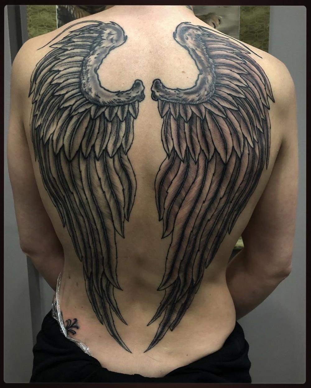 fresh-heal-angel-wing-tattoo-okteash