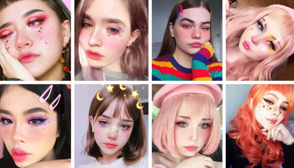 e-girl makeup products, soft girl makeup, e-girl makeup blush, natural egirl makeup, egirl makeup pinterest, soft girl makeup tutorial, vsco girl makeup, soft e-girl makeup
