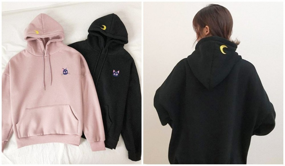 Top 11 Aesthetic Hoodies Sailor Moon Luna Cat Embroidery Hoodie itGirl Shop Blog, 20+ streetwear aesthetic outfits for girls & guys: how to wear a hoodie? how to wear a hoodie girl, how to wear a hoodie under a jacket, how to wear oversized hoodies guys, what to wear with a black hoodie, how to wear a hoodie with long hair, how to wear hoodie with jeans, shirt over hoodie, how to wear a hoodie girl, hoodie blazer women's, how to dress up a sweatshirt women, black or grey hoodie, what to wear with burgundy hoodie, how should a hoodie fit a woman, how should a hoodie fit reddit, how to style a grey hoodie, hoodie too small, most versatile hoodie color, how to wear your hair with a hoodie, how to style a hoodie women's, how to style a zip up hoodie women's, hoodie over dress, oversized hoodie with skirt, black sweatshirt outfits womens, how to style a white hoodie, women's how to wear a hoodie with shorts, hoodie and jeans, girl how to carry a sweatshirt tucked in hoodie, styling oversized hoodies, how to style a black hoodie womens, girl wearing hoodie, how to style a black hoodie, women's hoodie style, how to wear a hoodie without looking sloppy, hoodies for girls, hoodie outfits, how to wear a sweatshirt fashionably, long hoodie outfits, how to style zip-up hoodies jacket with hoodie, hoodie with leather jacket
