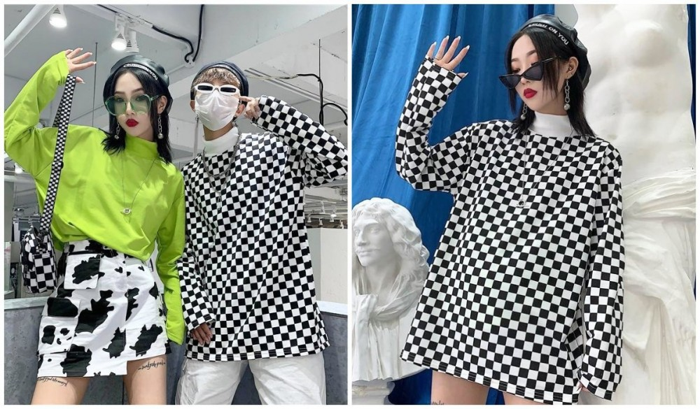 Checkered Grid Outfits Compilation Bright Kpop Checkered Long Sleeve itGirl Shop Blog, eGirls Checkered Outfits Guide (Hoodie, Jackets, Shirt, Top, Pants, Skirts, Accessories), checkered clothes women, checkered shorts outfit men's, checkered outfit set, checkered outfits, checkered outfit gta, checkered shirt outfit, checkered top, checkered pants outfit, checkered skirt outfit, eGirl outfit ideas