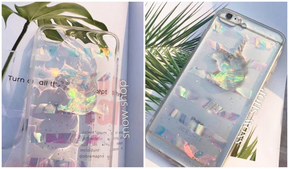 Transparent iPhone Cases Unicorn Holographic Glitter iPhone Case itGirl Shop Blog, 20+ Popular Cute Clear iPhone Cases For Girly Teenage Girls cute phone cases clear phone case with design trendy phone cases clear case aesthetic phone cases teenage girl phone cases vsco phone cases PRETTY phone cases girly phone cases aesthetic phone cases cool phone cases girly phone cases e girl phone cases