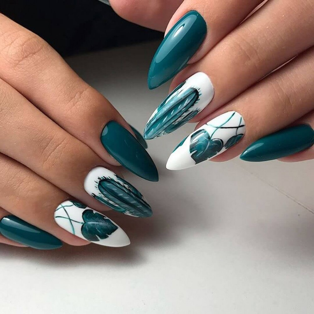 Unusual nails photo