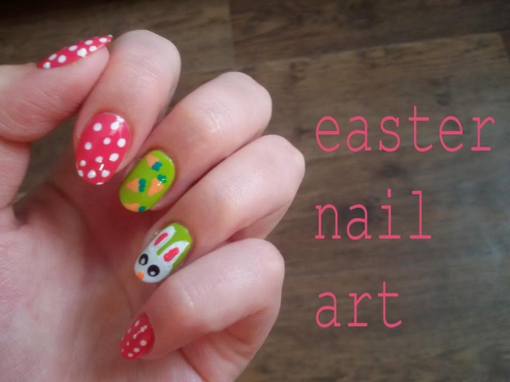 Bright nails ideas photo