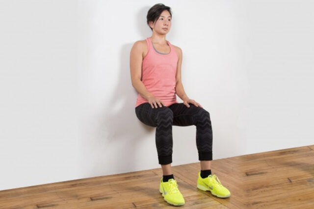 Wall sit, 7 minute workout for beginners, advanced 7-minute workout, s.i.t. 7 minute workout, 7 minute workout for seniors, 7 minute workout app, 7 minute workout timer