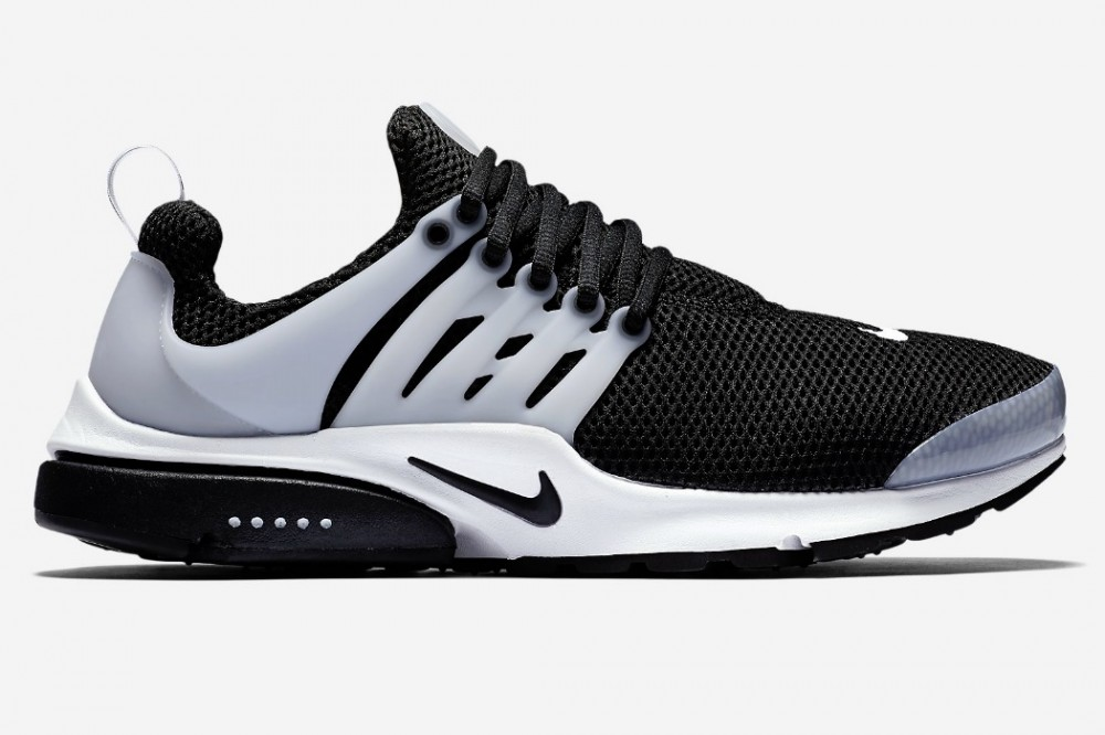 nike air presto shoe design