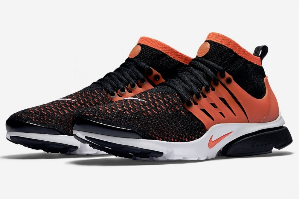 nike air presto shoe color