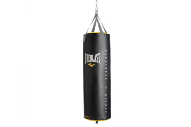 Everlast 100LB Heavy Punching Bag, workout routine at home, home workout, home gym exercises without equipment, home gym exercises no equipment, at home workouts for beginners, at home workout plan without equipment, home exercises for men, bodyweight exercises
