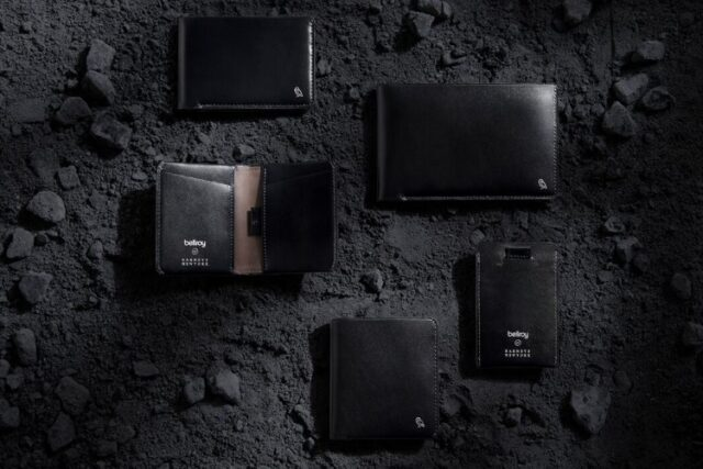 bellroy and luxury travel wallet