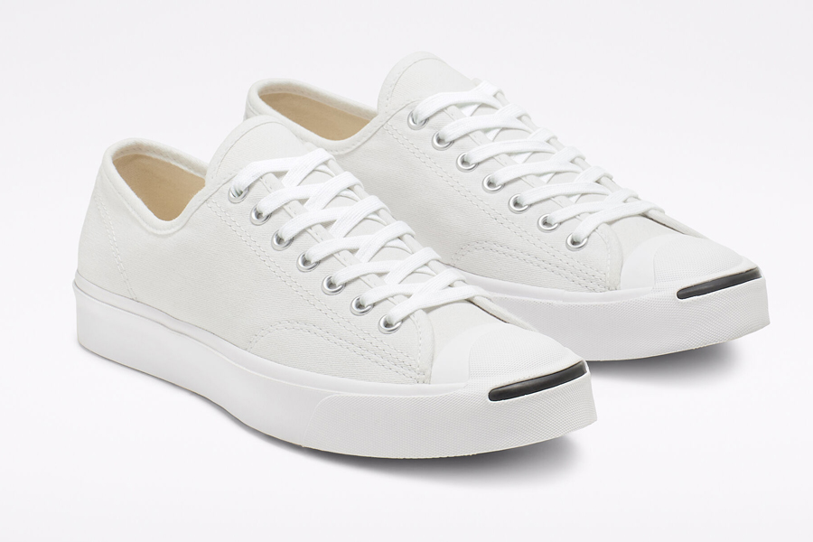 Jack Purcell White Canvas Sneakers, best white sneakers 2020, men's white sneakers cheap, white leather sneakers, best white sneakers men's 2020, adidas white sneakers men's, minimalist white sneakers, white sneakers trend, white sneakers men's fashion