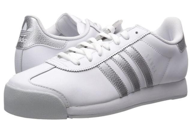 Adidas Originals Samoa Retro White Sneakers, best white sneakers 2020, men's white sneakers cheap, white leather sneakers, best white sneakers men's 2020, adidas white sneakers men's, minimalist white sneakers, white sneakers trend, white sneakers men's fashion