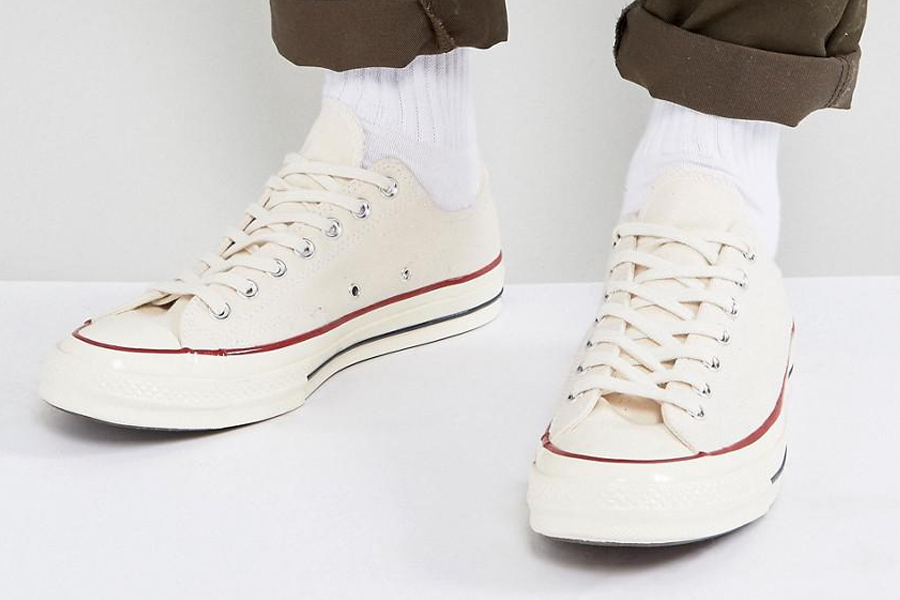 Chuck Taylor All Star 70 low top white, best white sneakers 2020, men's white sneakers cheap, white leather sneakers, best white sneakers men's 2020, adidas white sneakers men's, minimalist white sneakers, white sneakers trend, white sneakers men's fashion