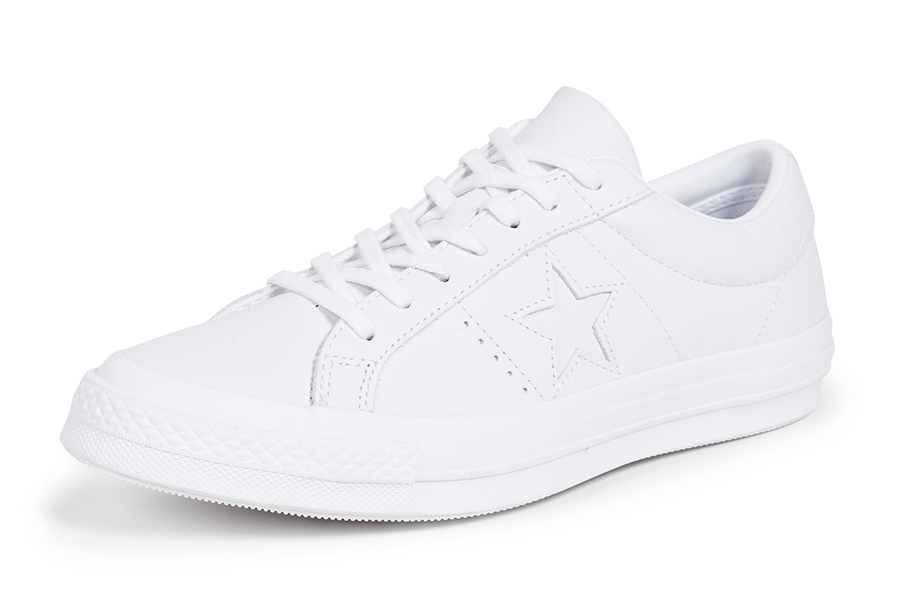 Converse One Star Oxford Sneakers, best white sneakers 2020, men's white sneakers cheap, white leather sneakers, best white sneakers men's 2020, adidas white sneakers men's, minimalist white sneakers, white sneakers trend, white sneakers men's fashion
