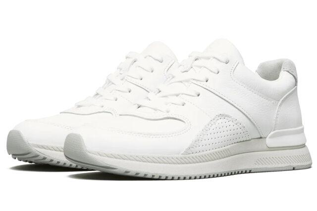 Everlane White Sneakers, best white sneakers 2020, men's white sneakers cheap, white leather sneakers, best white sneakers men's 2020, adidas white sneakers men's, minimalist white sneakers, white sneakers trend, white sneakers men's fashion