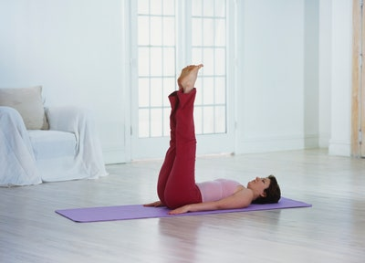 Image may contain Human Person Sport Fitness Sports Exercise Working Out Yoga and Stretch