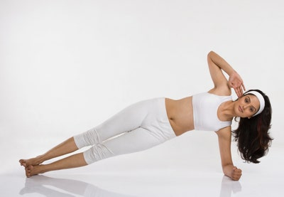 Image may contain Human Person Exercise Fitness Sport Sports Working Out Stretch Yoga and Diaper