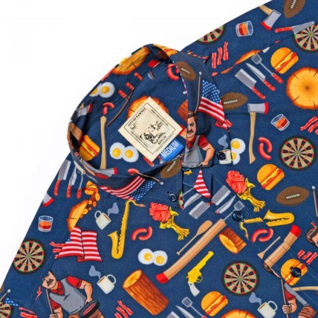 Ron Swanson Shirt
