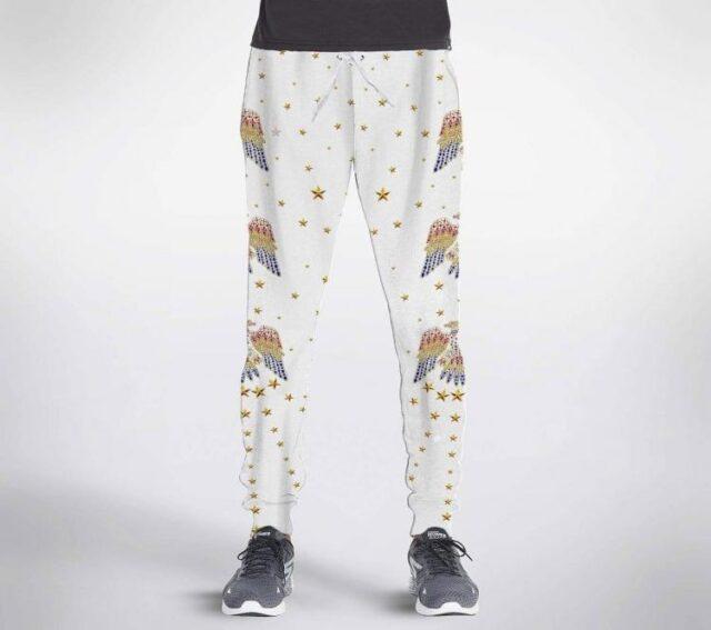 Elvis Print sweatpants - Elvis design printed clothes