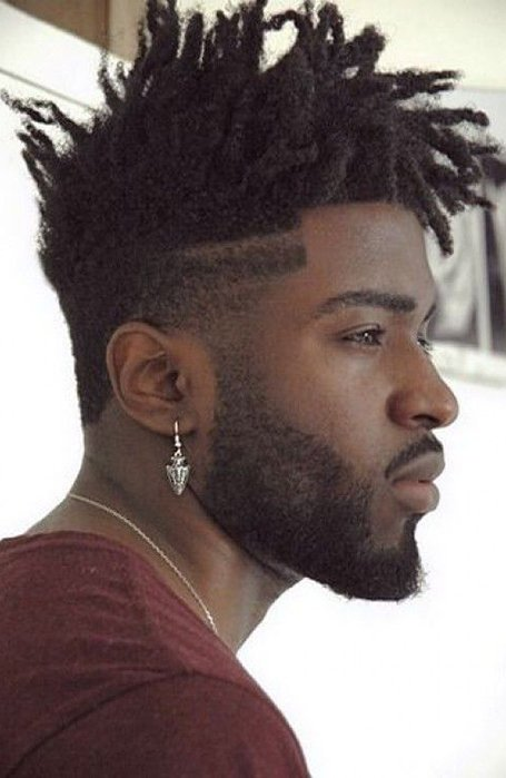 2021 How To Twist Hair With A Comb Or A Sponge 10 Black Boy Twist Hairstyles For Short And Medium Hair From Double Strand To Taper Fade Lastminutestylist