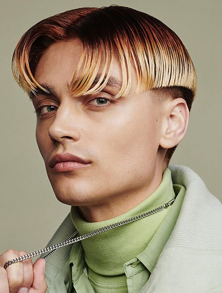 How To Get Curtains Hair 10 Coolest Long Curtain Haircut With Fade For Male Lastminutestylist