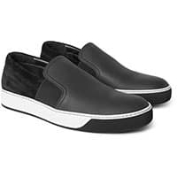 LANVIN Slip-On Sneakers, why do guys wear shoes without socks, best running shoes to wear without socks, loafers without socks, best shoes to wear without socks men's, sneakers without socks, is wearing shoes without socks bad, how to wear shoes without socks and not sweat, dress shoes without socks, shoes without socks fashion, how to wear shoes without socks and not get blisters, running shoes without socks