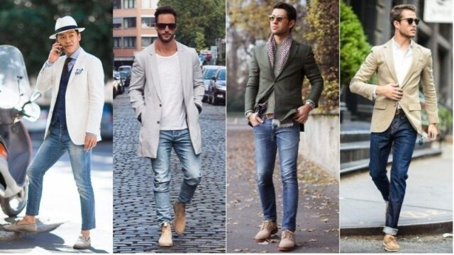 Blue Jeans with Beige Shoes, black shoes with blue jeans, what trainers to wear with blue jeans, best shoes to wear with jeans men's, light blue jeans brown shoes, how to wear sneakers with jeans men's, grey shoes with blue jeans