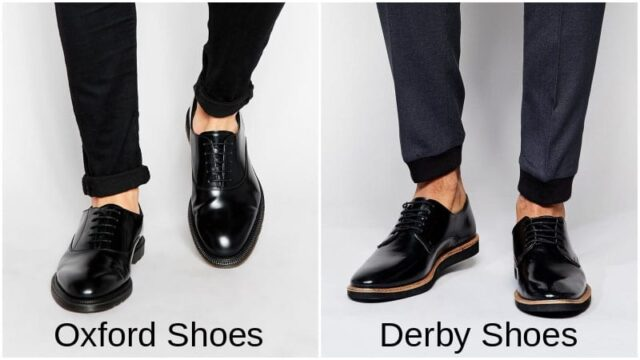 Derby Shoes For A Dapper Look In 2021