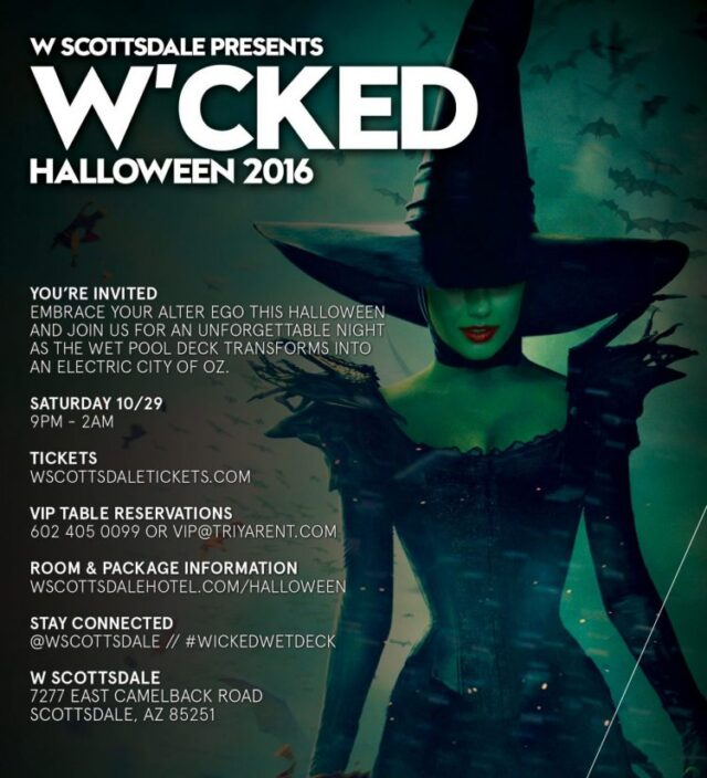 Halloween Parties In Scottsdale Hotels 2020 2020 Best 4 Halloween Parties in the Valley to Celebrate the