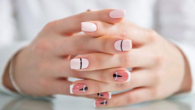2020 Nail Art Trends 7 Simple Minimalist Geometric Nail Designs You Must Try Lastminutestylist,Popular Designer Brands Wallpaper