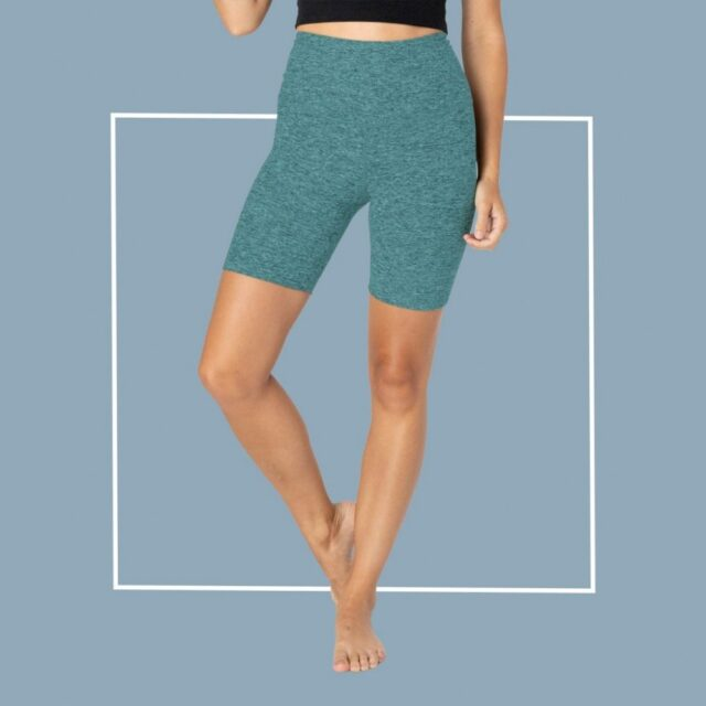 beyond yoga biker shorts