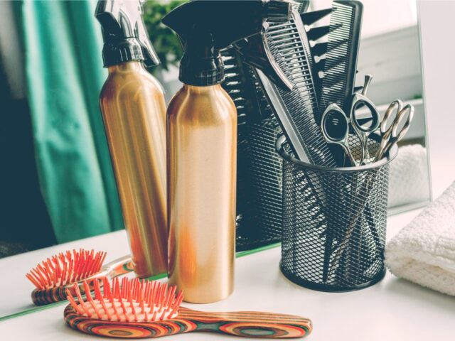 Hair stylist secret: it's fine to use Groupon or another social media site to save money on your hairstyling