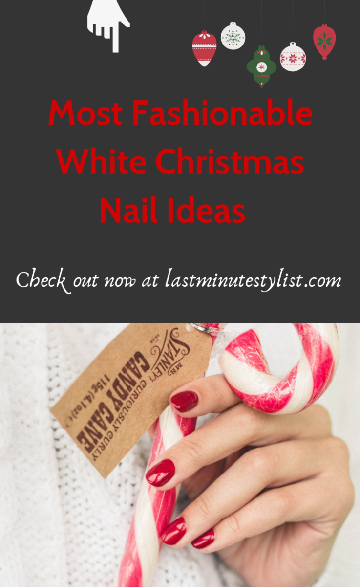Most Fashionable White Christmas Acrylic Nails Coffin Ideas In 2021 Christmas is around the corner! You've got your outfit ready, you've your makeup ready and you've got your heels ready. But something's missing! Where are your Christmas nails? Sure you don't want plain nails when your whole outfit is so glamorous, right? Here we have some cute Christmas acrylic nails designs! Choose one from these Christmas nail designs the suits you the most and perfect your Christmas outfit!